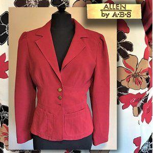 ALLEN By A.B.S. Jacket